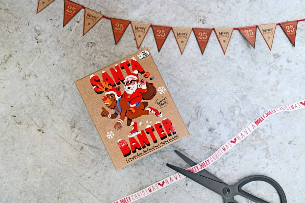 Gifts the Whole Family Can Enjoy - Santa Banter