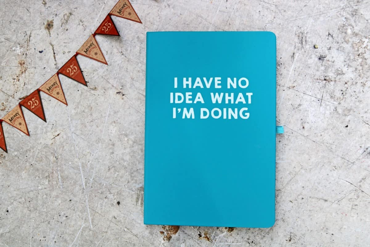 Gifts for People who Work from Home - Layla Loves Notebook