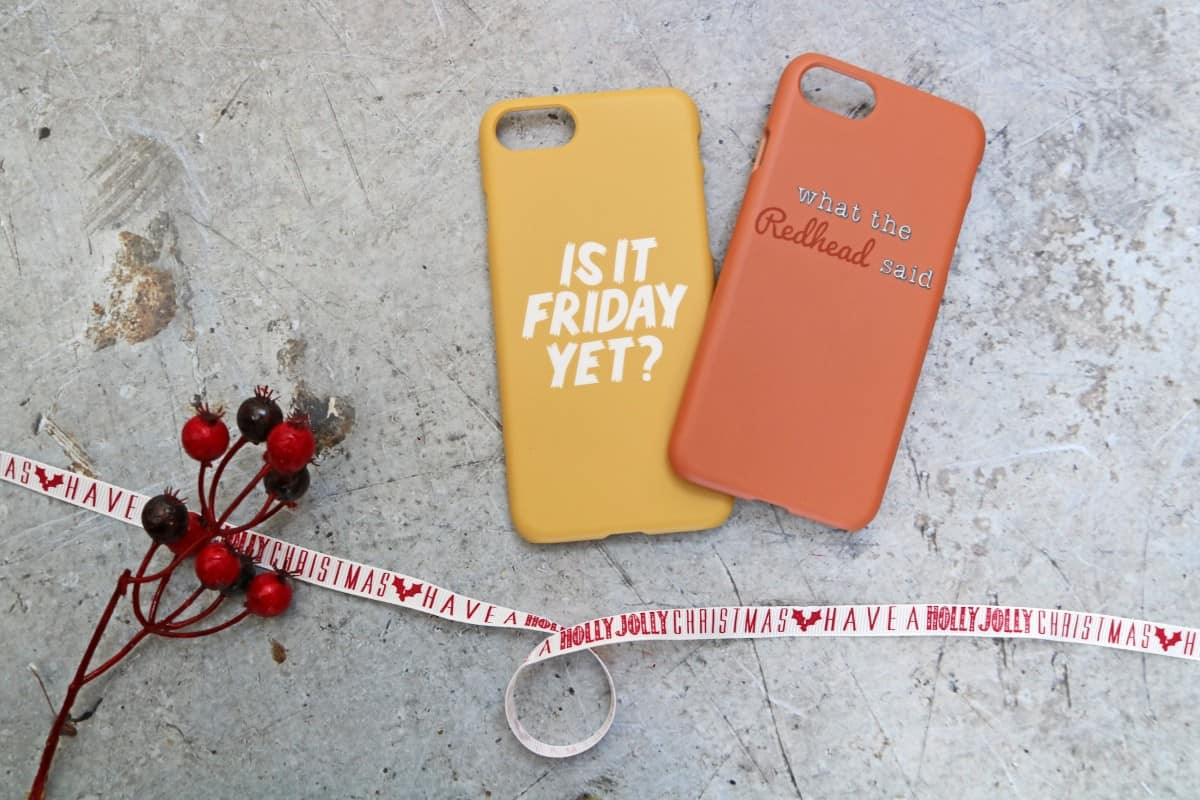 Gifts for People who Work from Home - CaseApp Phone Cases