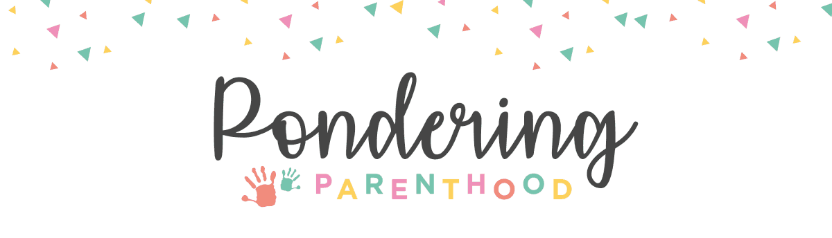Blogger Behind the Blog {Pondering Parenthood}