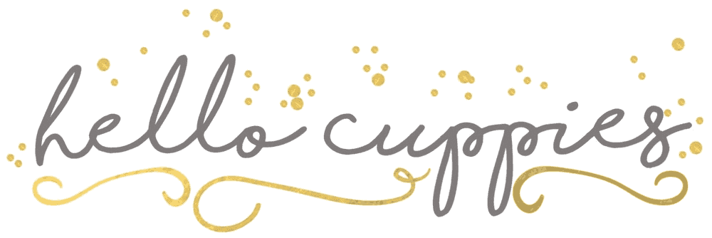 Blogger Behind the Blog {Hello Cuppies}