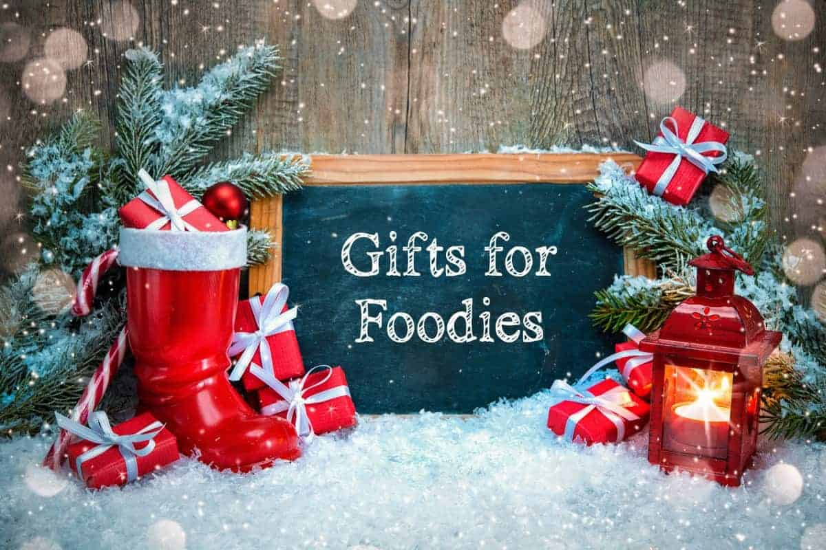 Gifts for Foodies