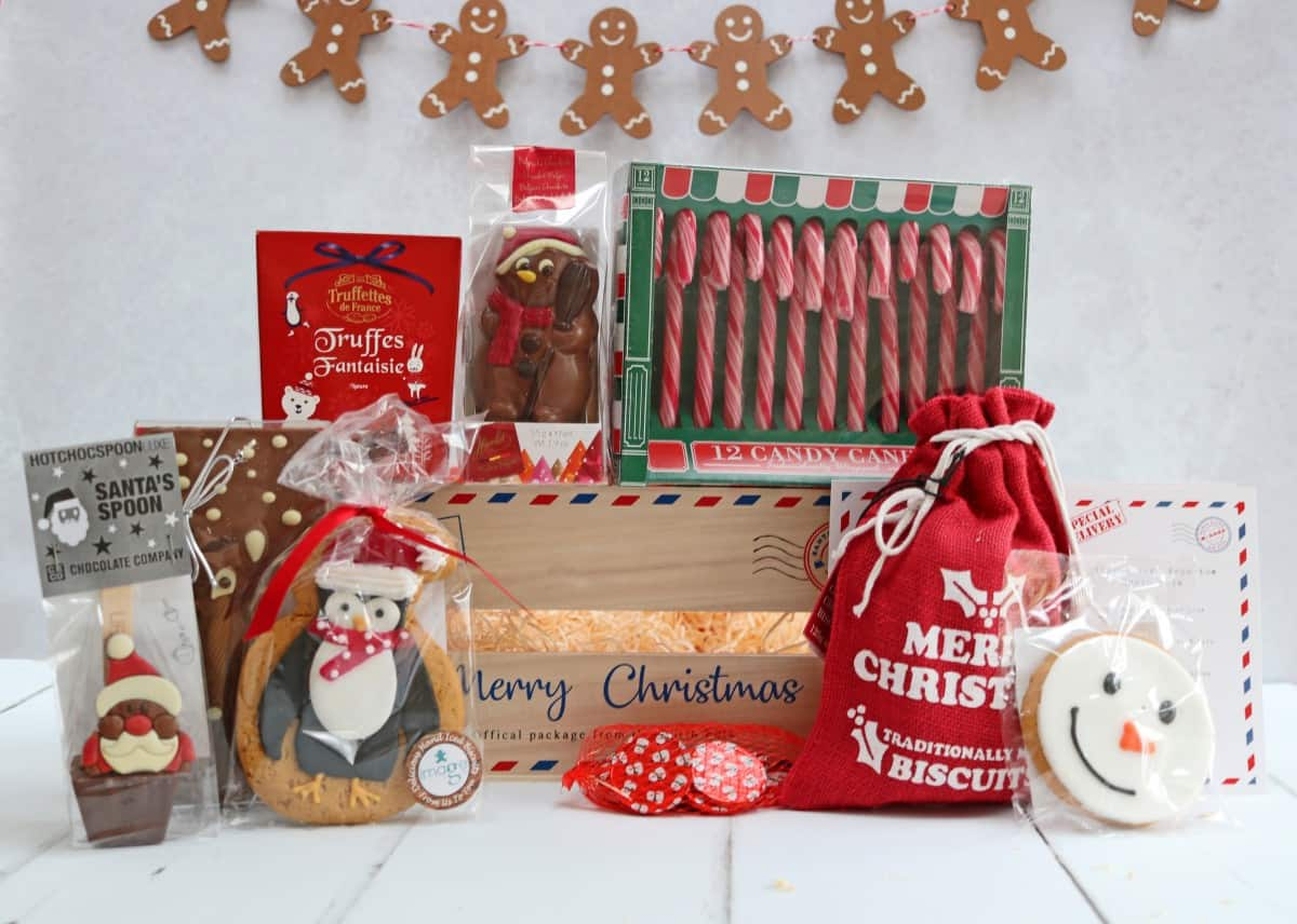 Gifts the Whole Family Can Enjoy - First4Hampers Christmas Eve Box