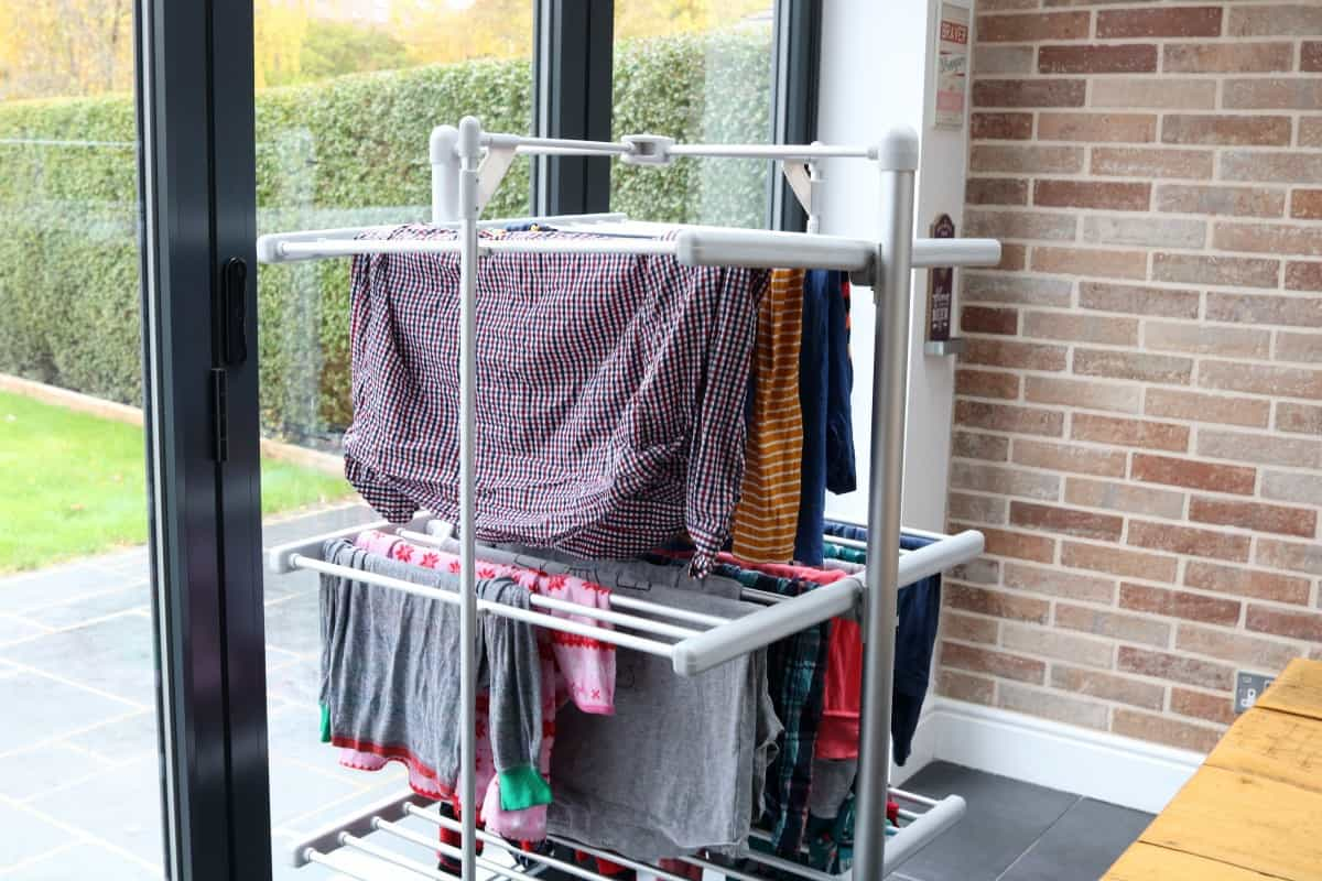 Heated Clothes Airer Update: 5 Years with the Dry-Soon Heated Airer