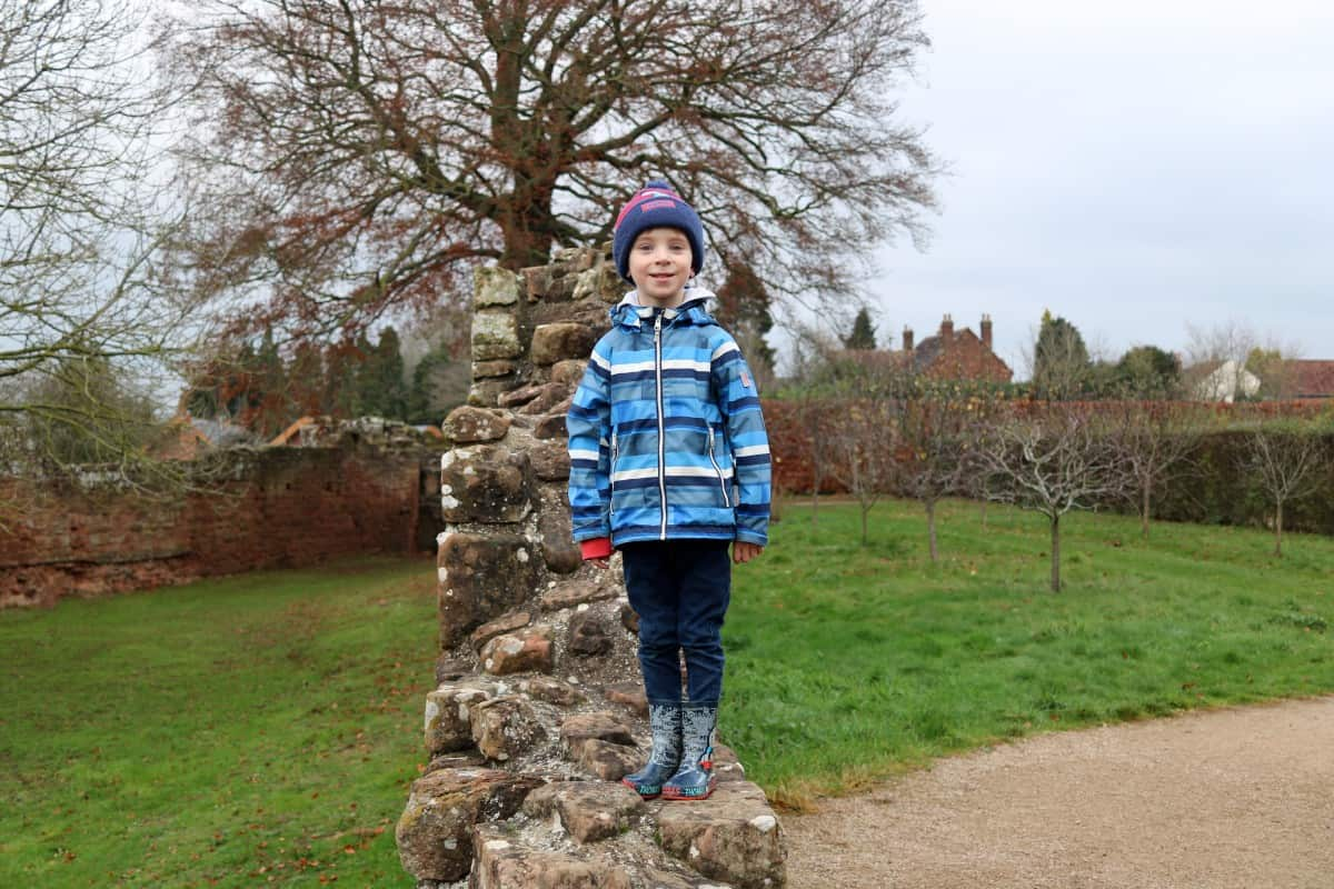 Kenilworth Castle {English Heritage}