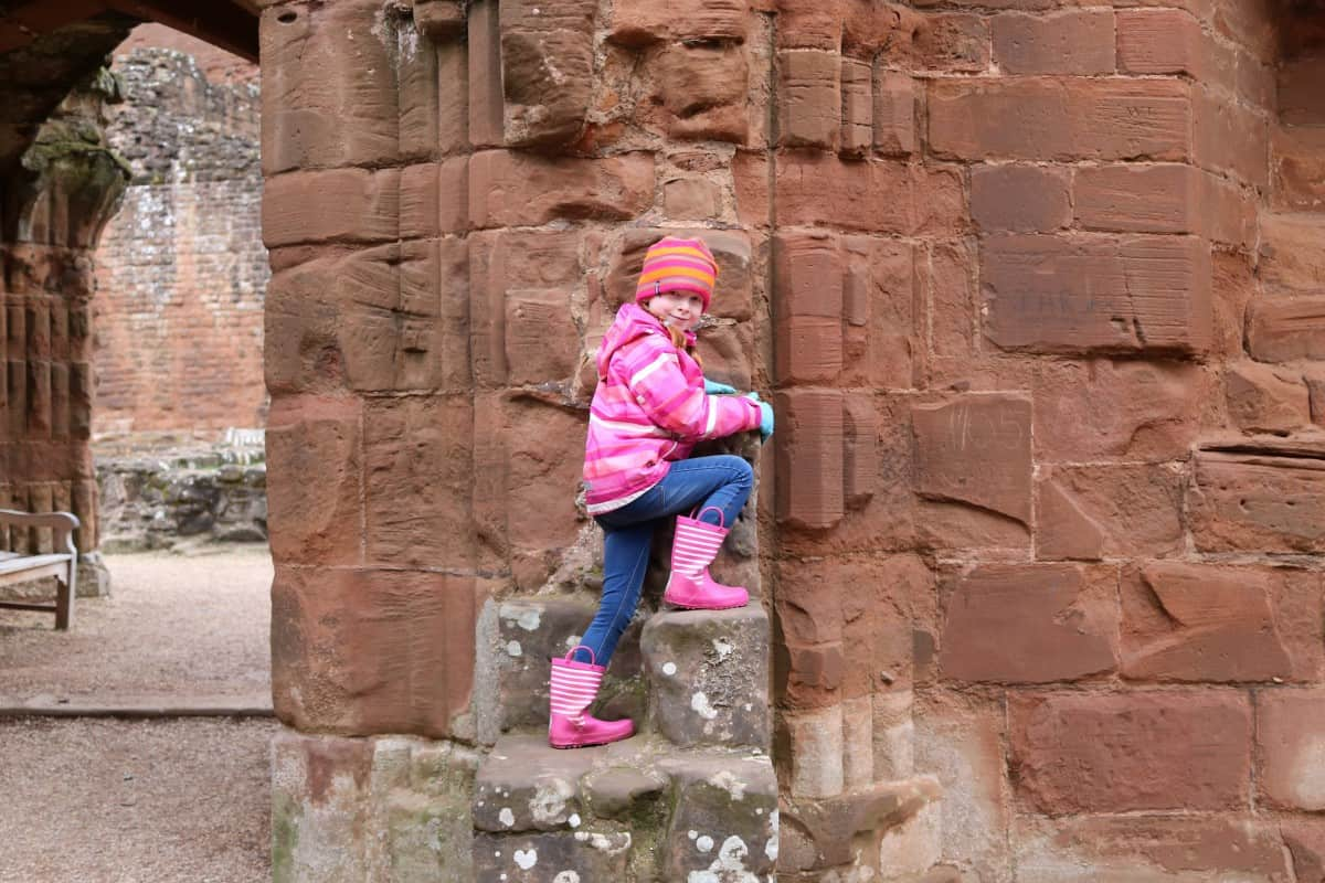 Kenilworth Castle {English Heritage}