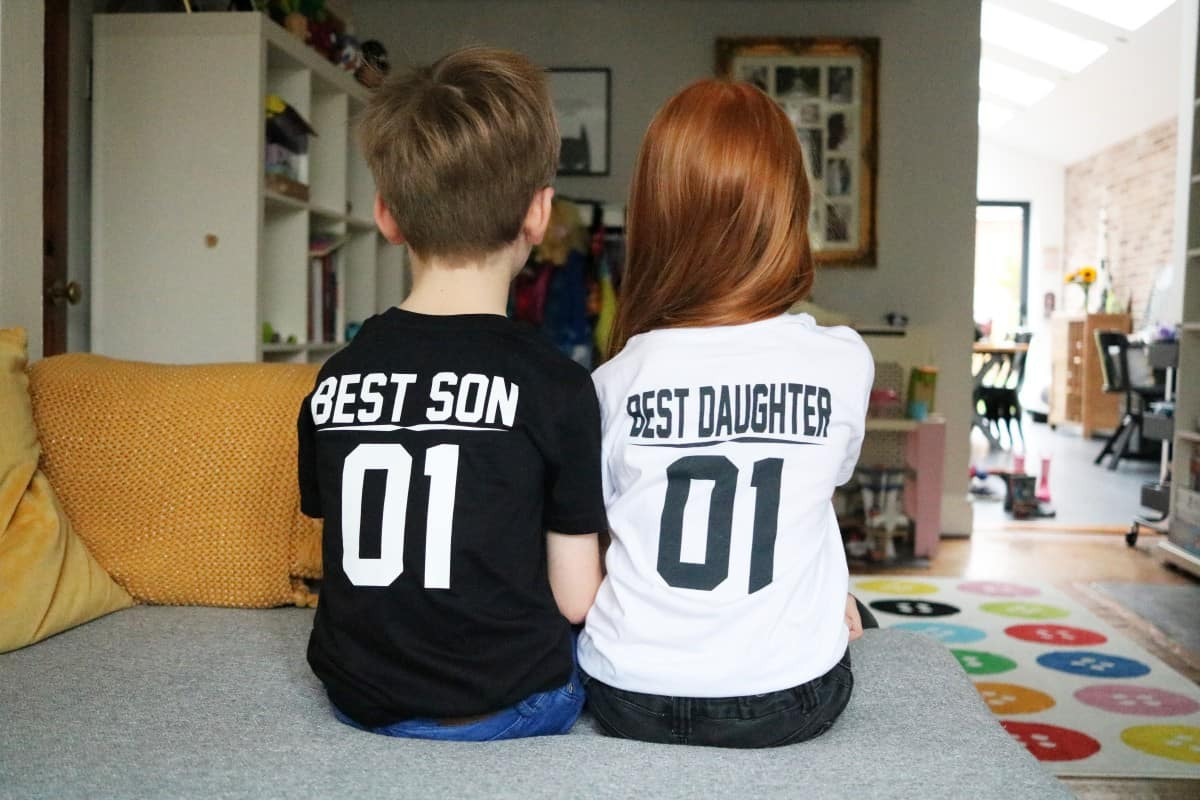 Matching Family T-Shirts from SugarARMY - and Giveaway!