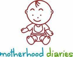 Blogger Behind the Blog {Motherhood Diaries}