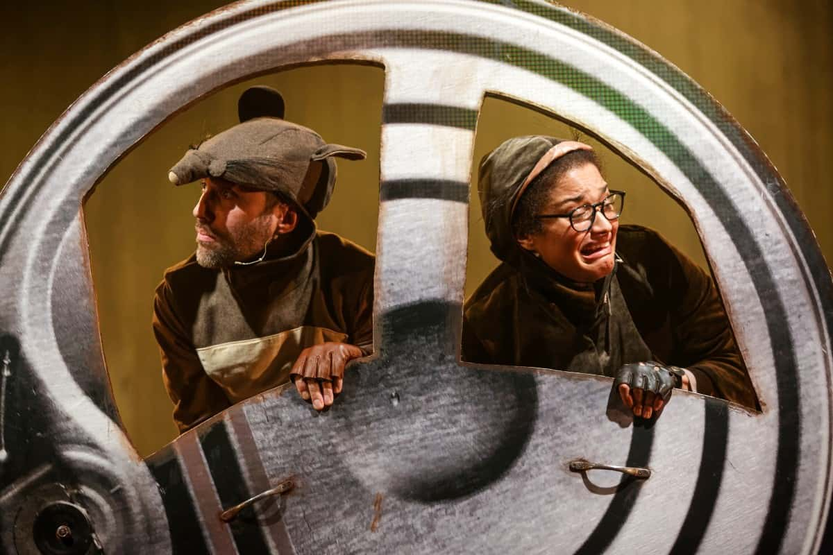 Wind in the Willows at the Polka Theatre, WImbledon