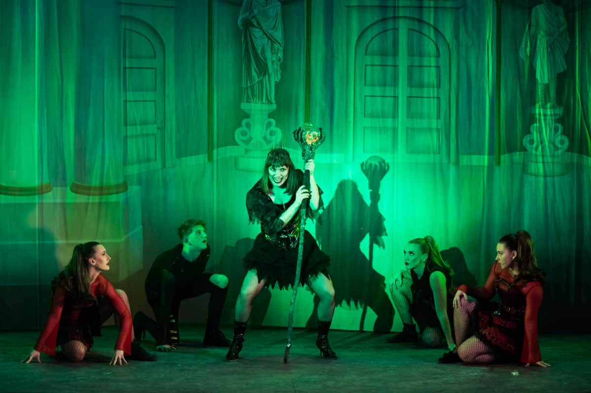 Review: Sleeping Beauty at Camberley Theatre