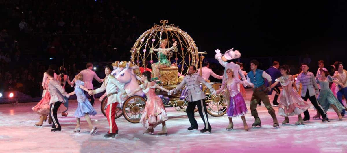 Review: Disney on Ice – Dream Big