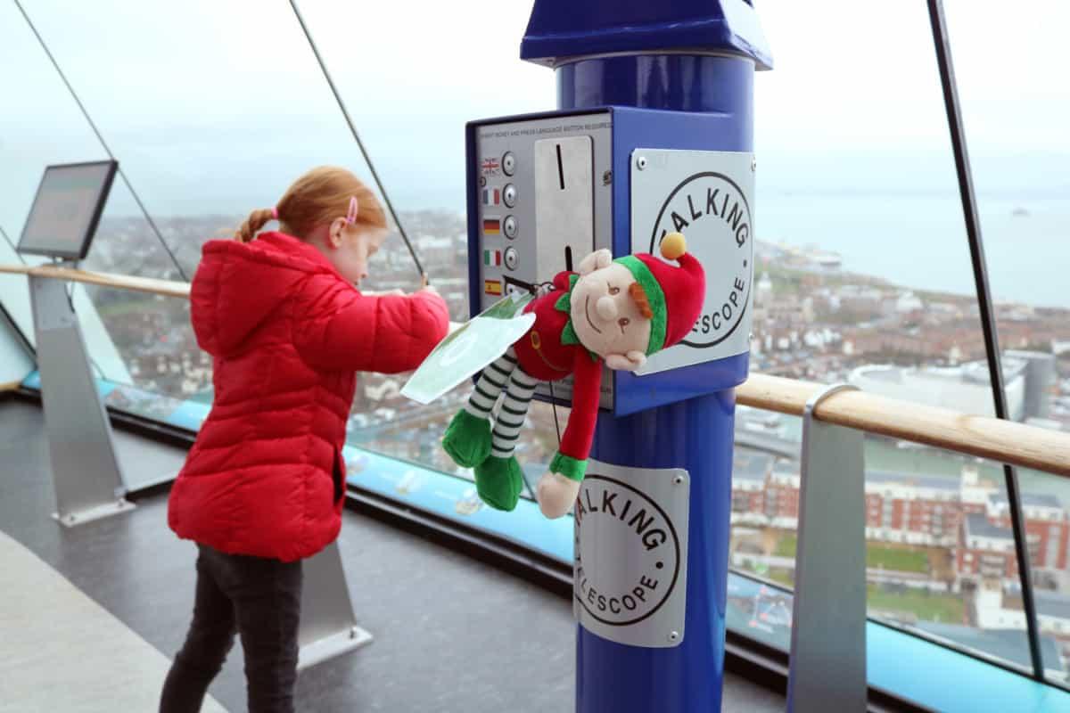 Spinnaker Tower Toymaker's Workshop