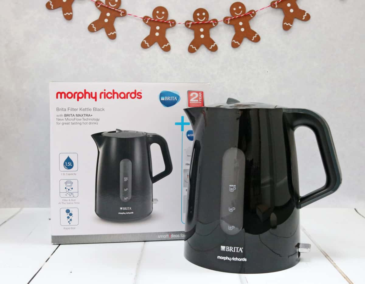 Gifts for People who Work from Home - Morphy Richard Brita Kettle