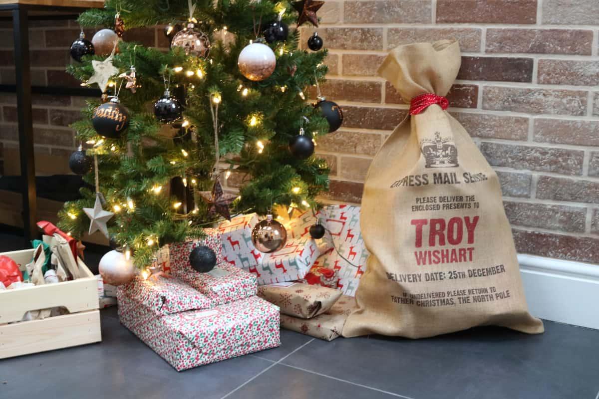 Our Christmas Eve Box {2018}