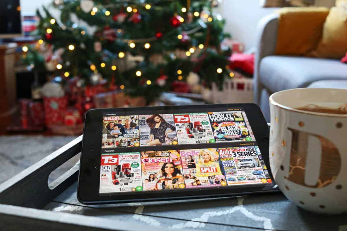 Give the Gift of Reading this Christmas with Readly