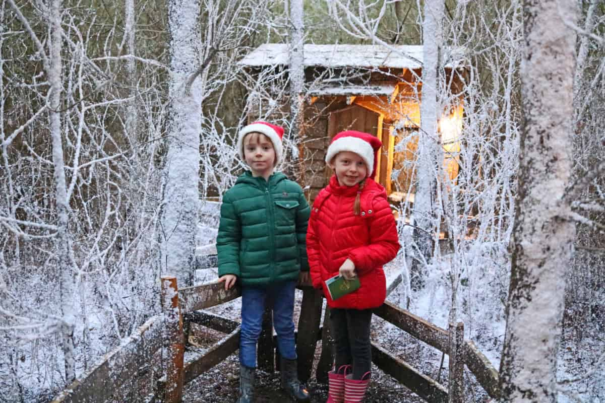 Our first Lapland UK Experience {2018}