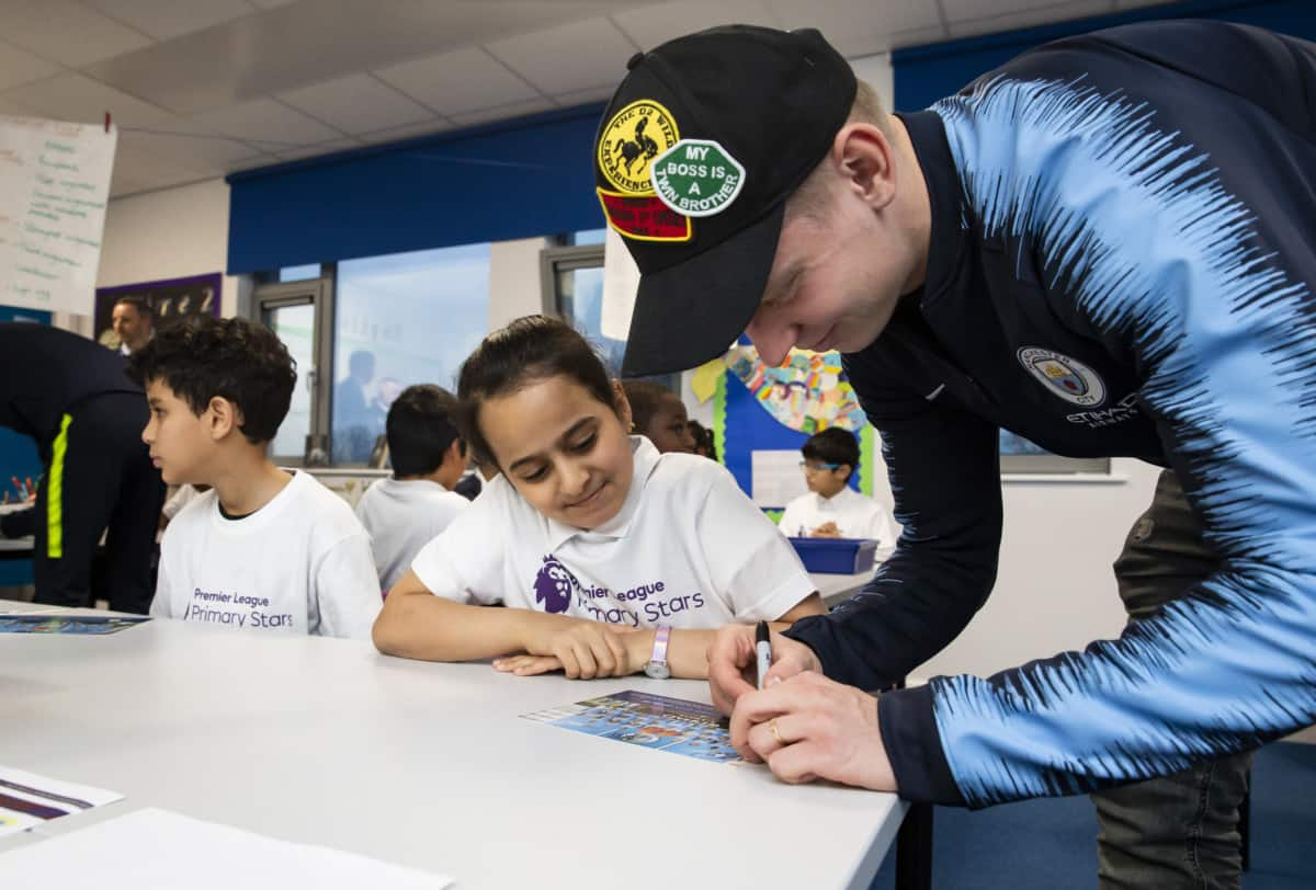 Have your Children Entered the Premier League Writing Stars Competition Yet?