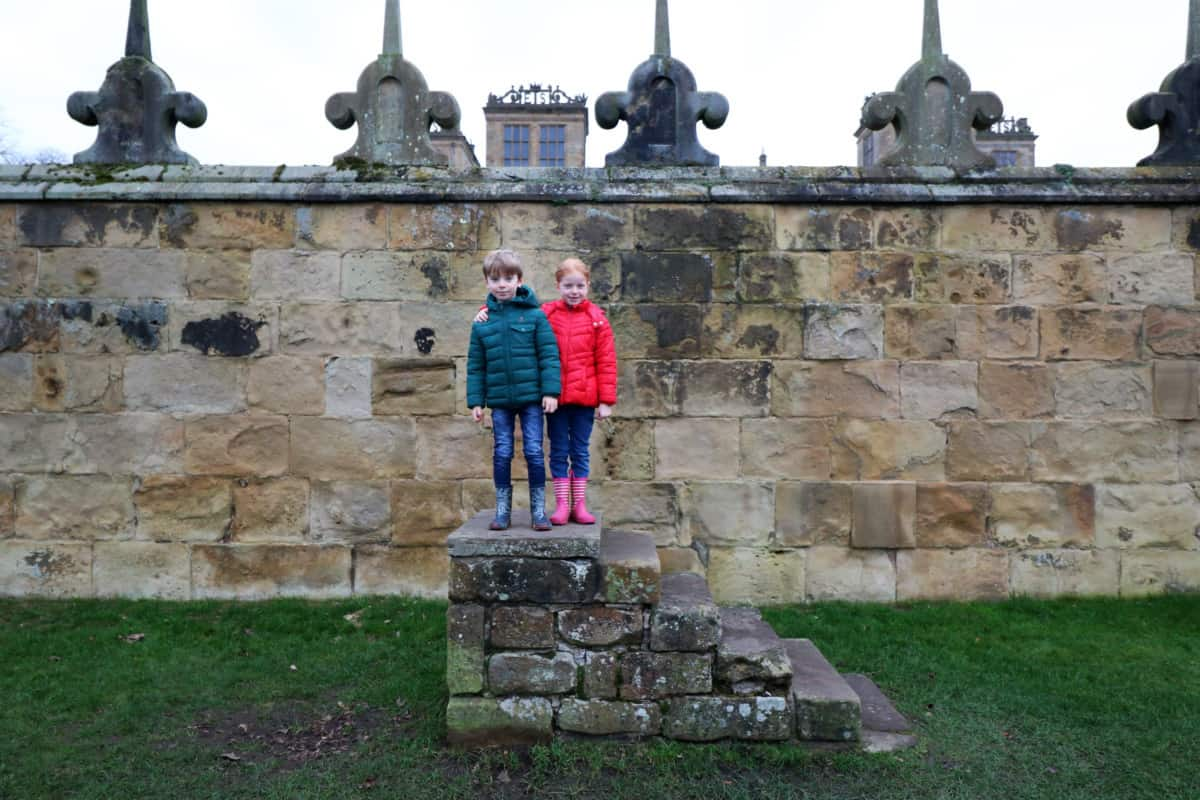 Hardwick Hall - The Harry Potter Malfoy Mansion {National Trust}