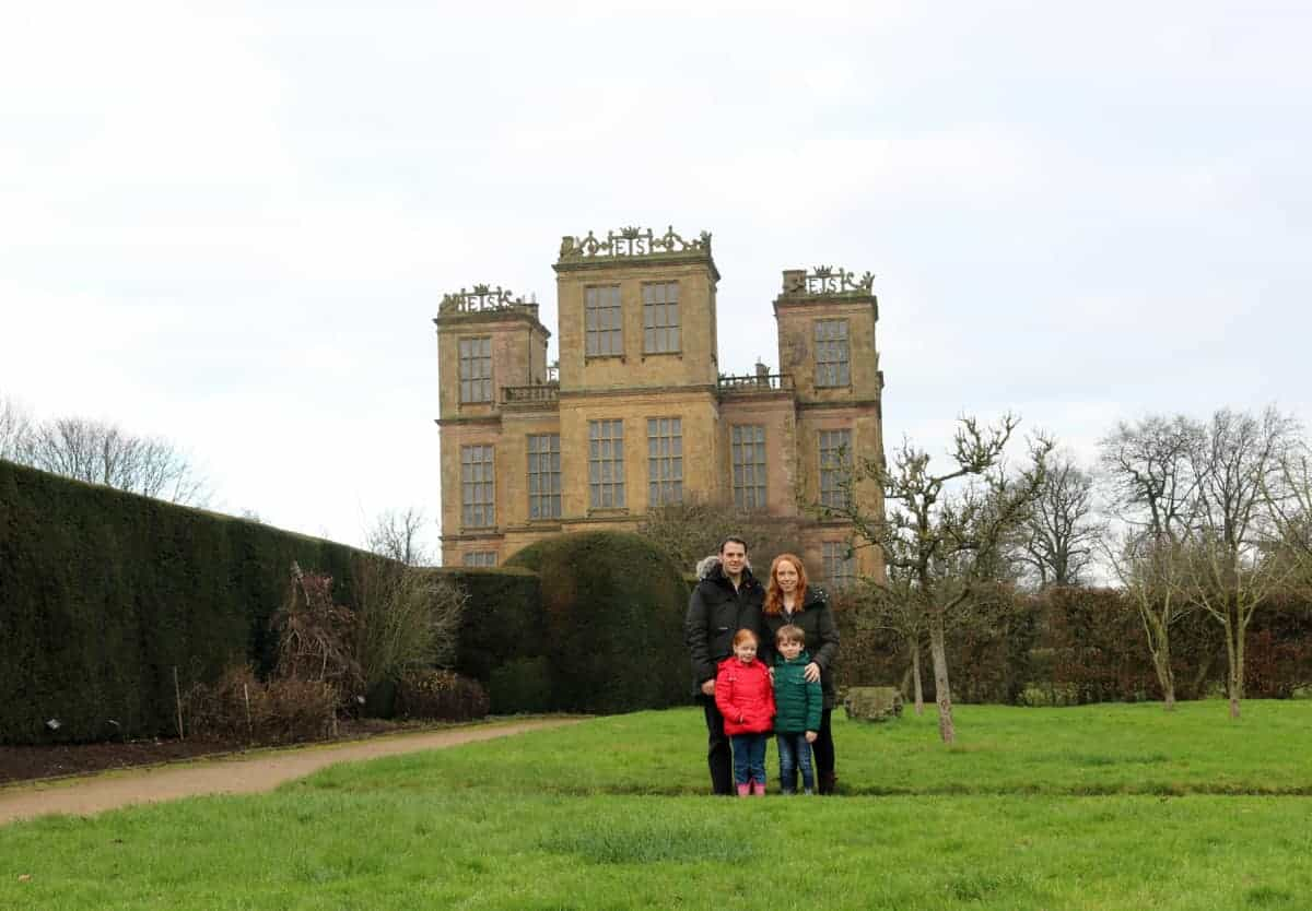 Hardwick Hall – The Harry Potter Malfoy Mansion {National Trust}