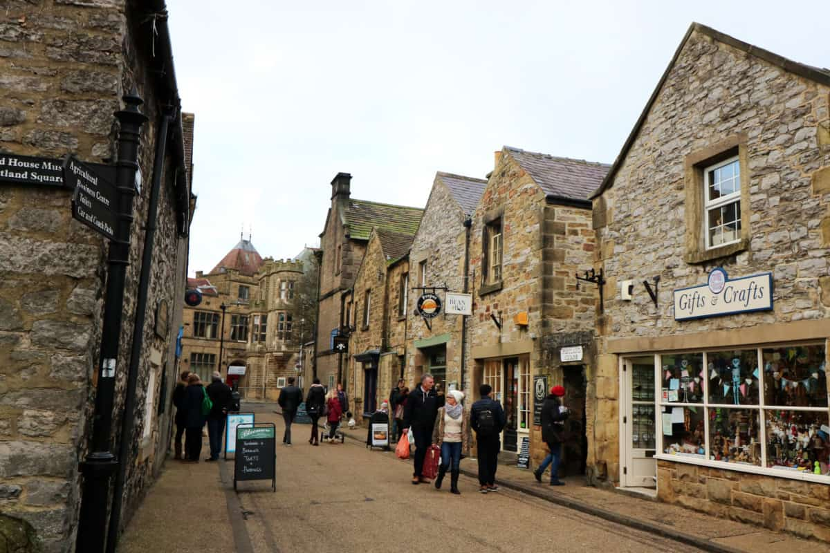 A Whistle Stop Trip to Bakewell, Derbyshire - Home of the Bakewell Tart