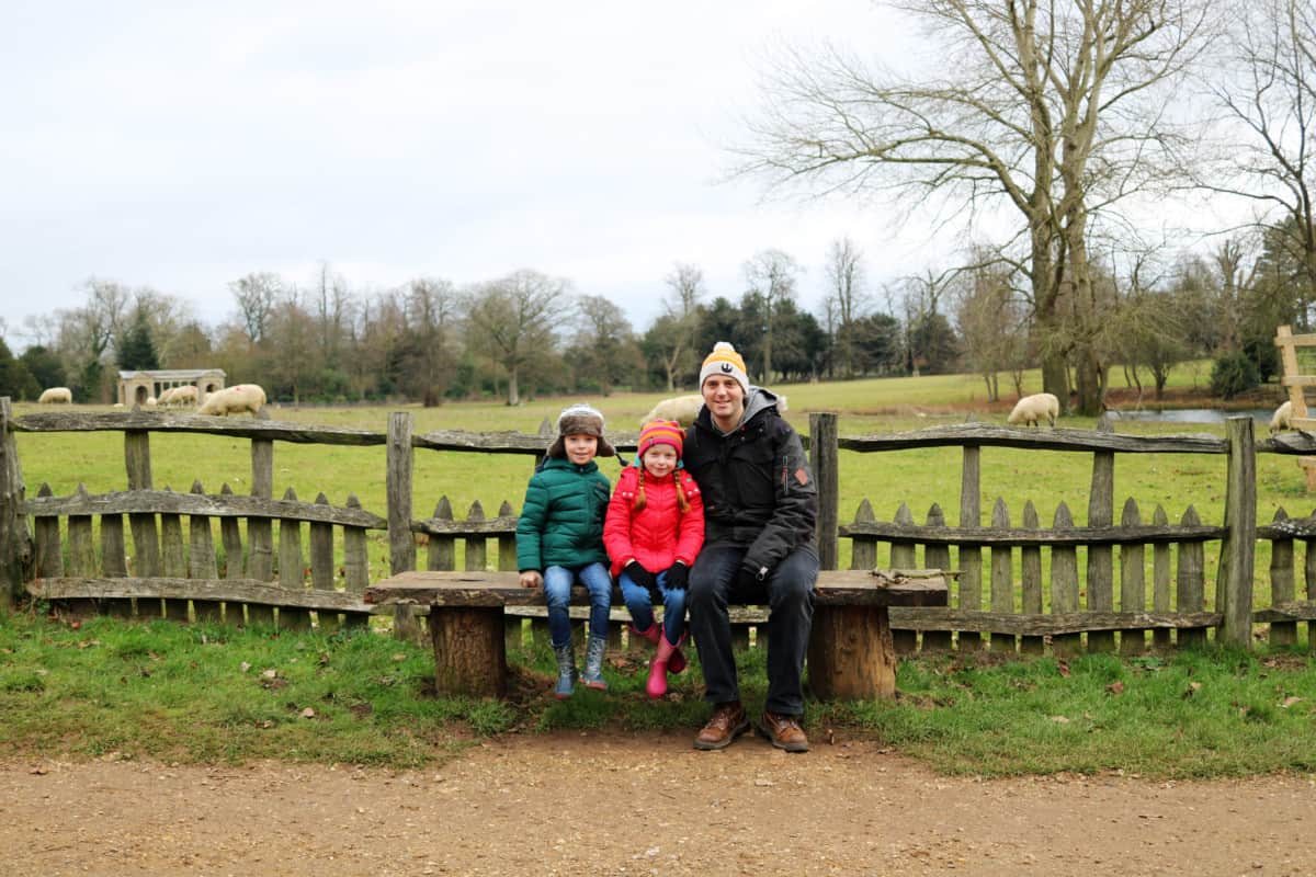 A Day at Stowe National Trust {The Ordinary Moments)