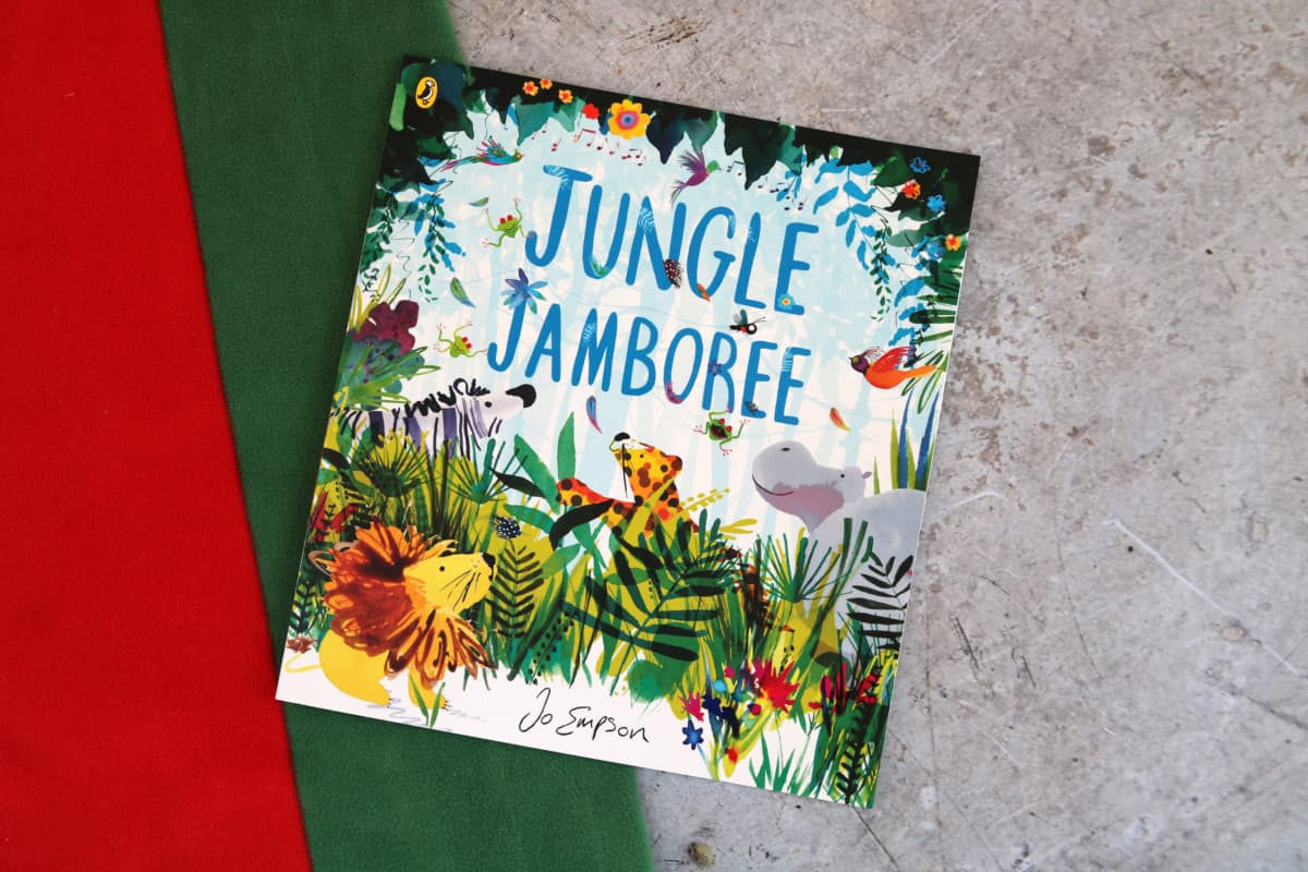 Jungle Jamboree - Jo Empson
