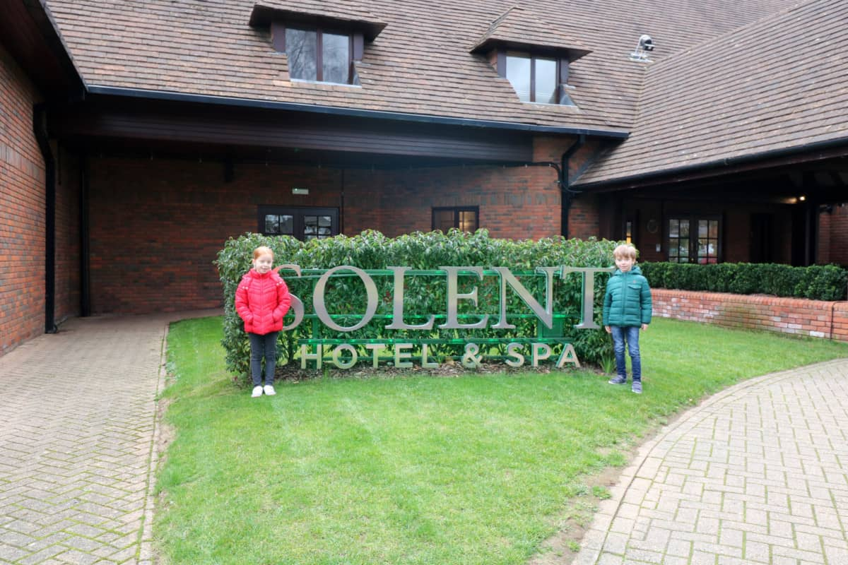 A Weekend at the Solent Hotel and Spa - Fareham