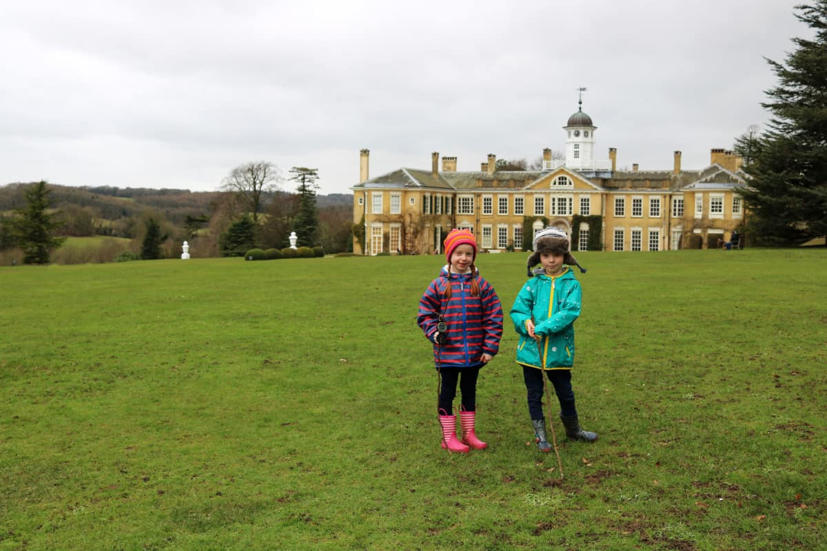 Polesdon Lacey {National Trust}