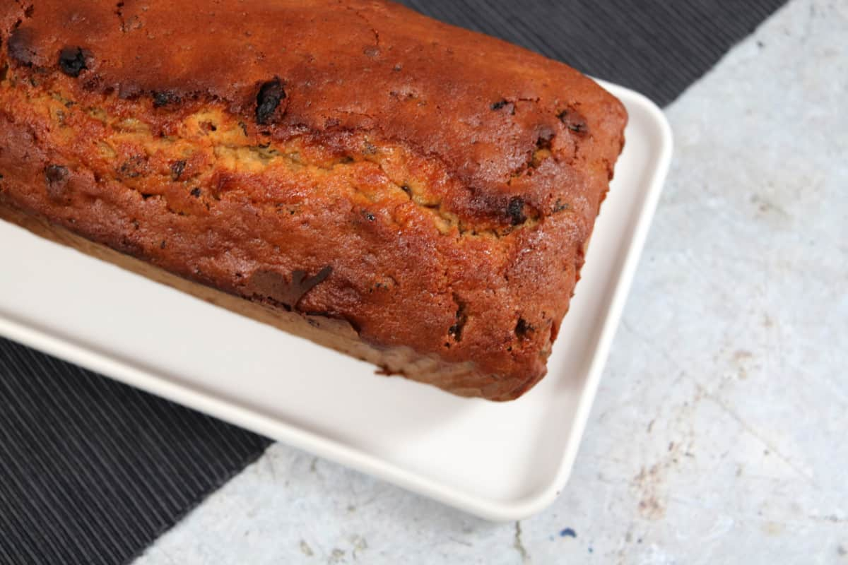 Mincemeat Loaf Cake Recipe