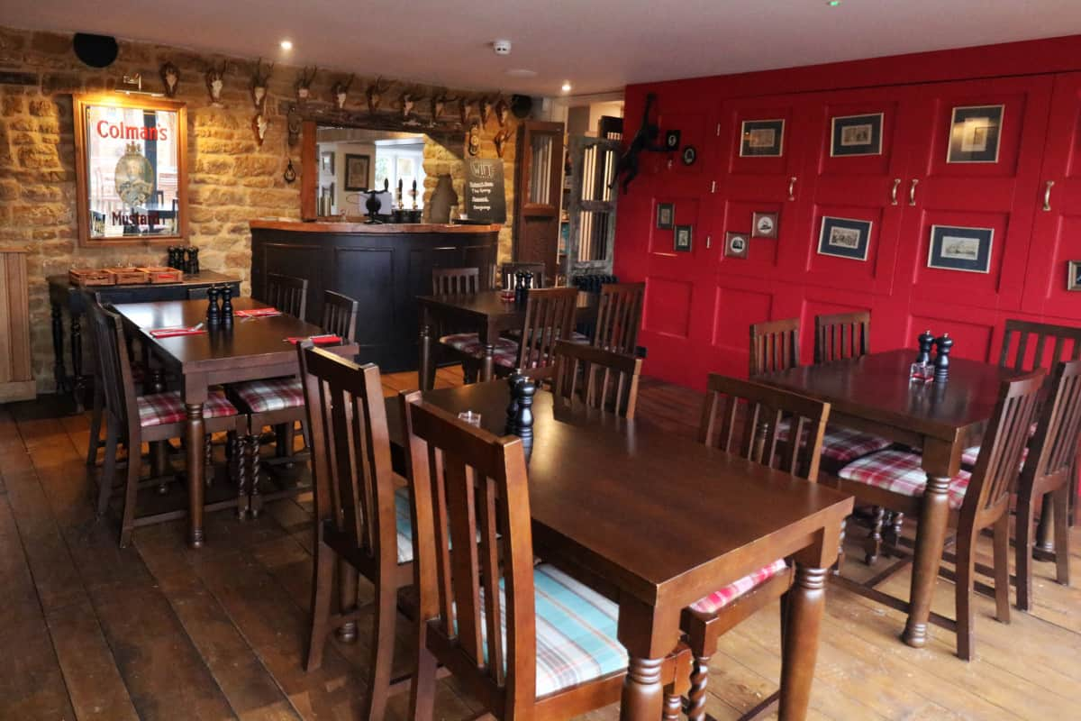 The George Inn, Barford St Michael - Oxfordshire Review