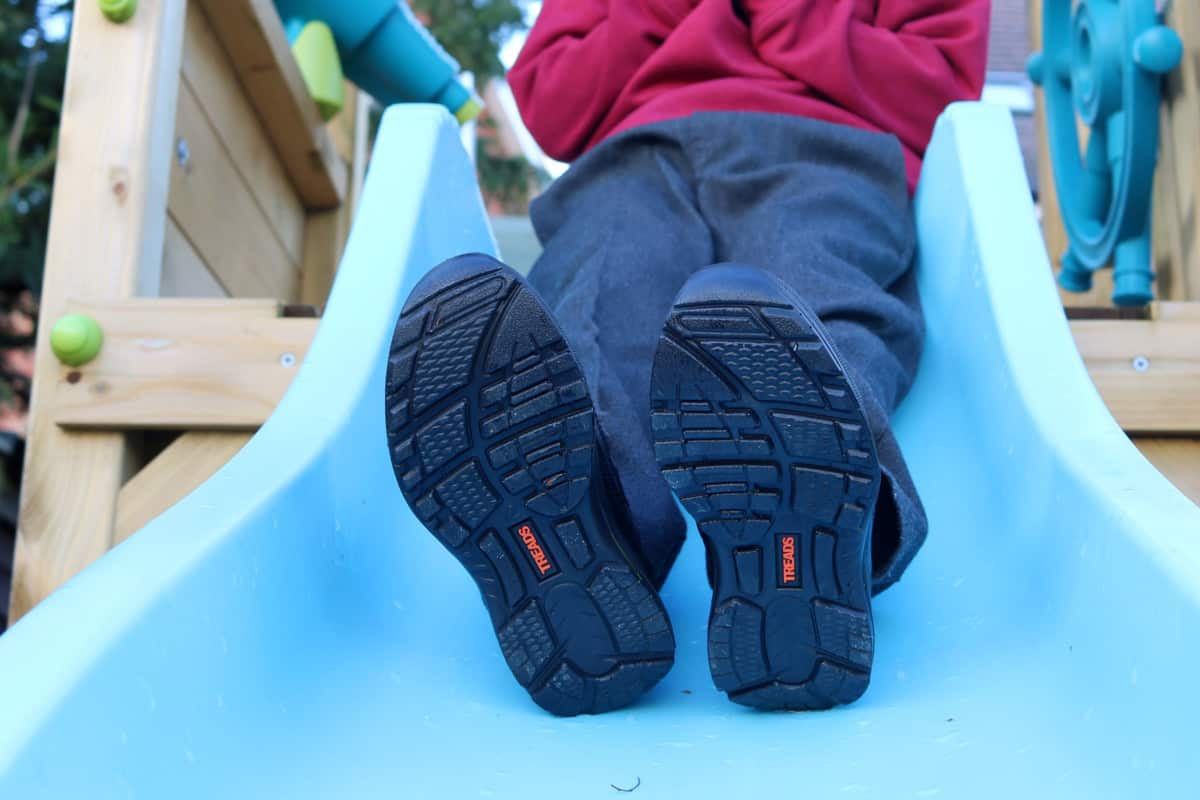 Treads - Indestructible School Shoes Review