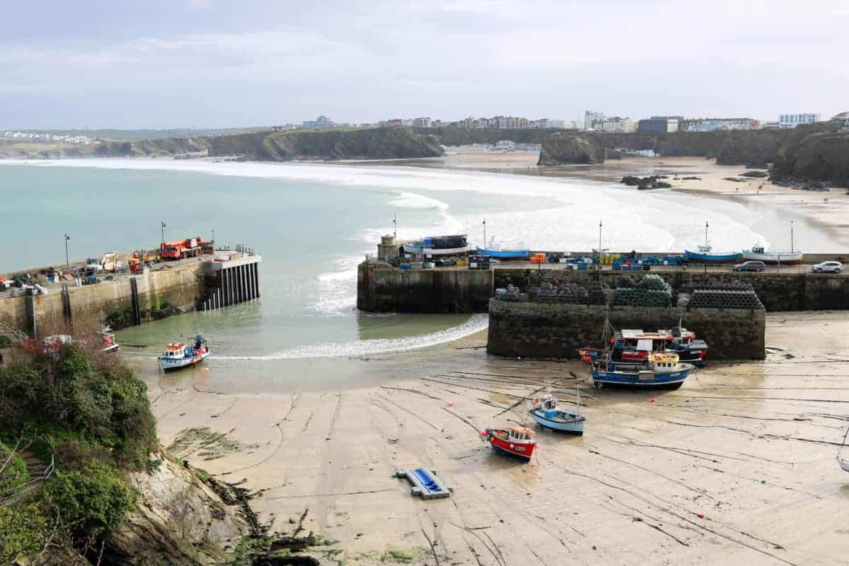 A Beachy Day in Newquay {The Ordinary Moments}