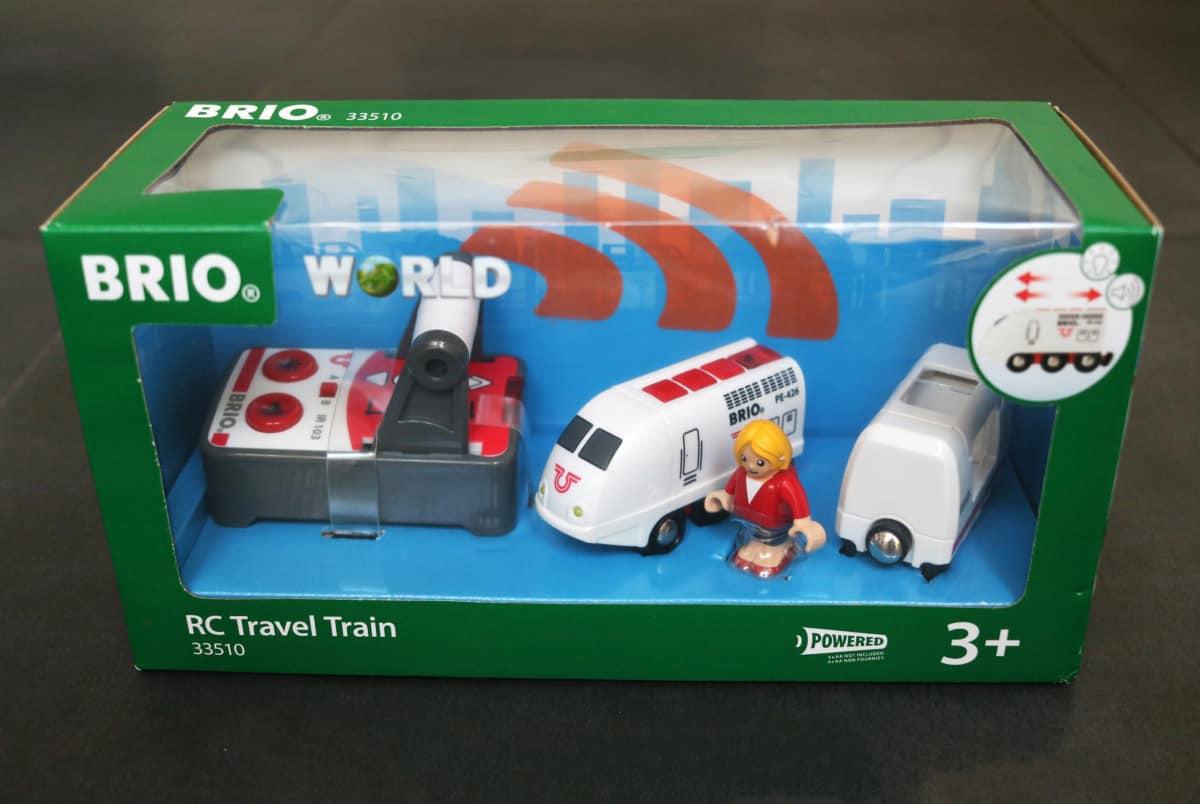 Brio Remote Control Travel Train Review