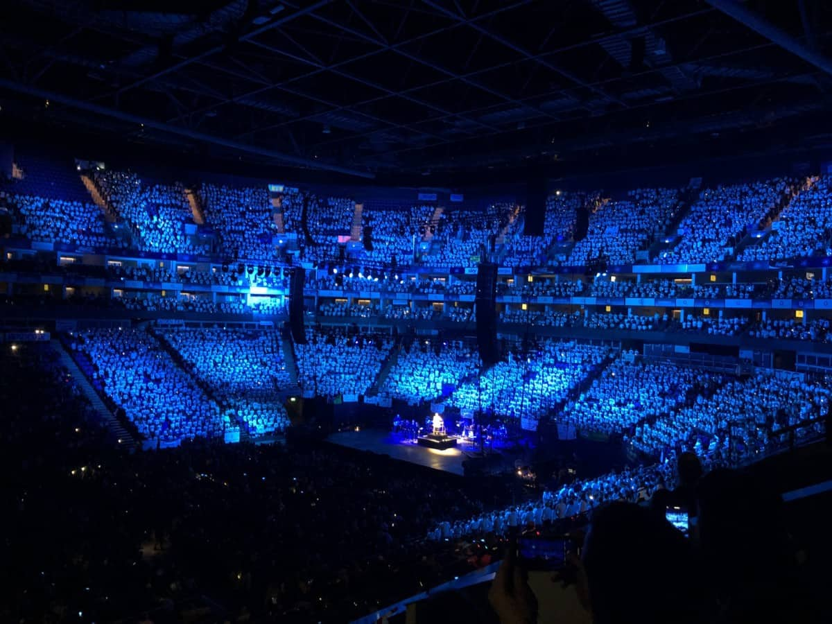 Young Voices - The Biggest School Choir Concerts in the World