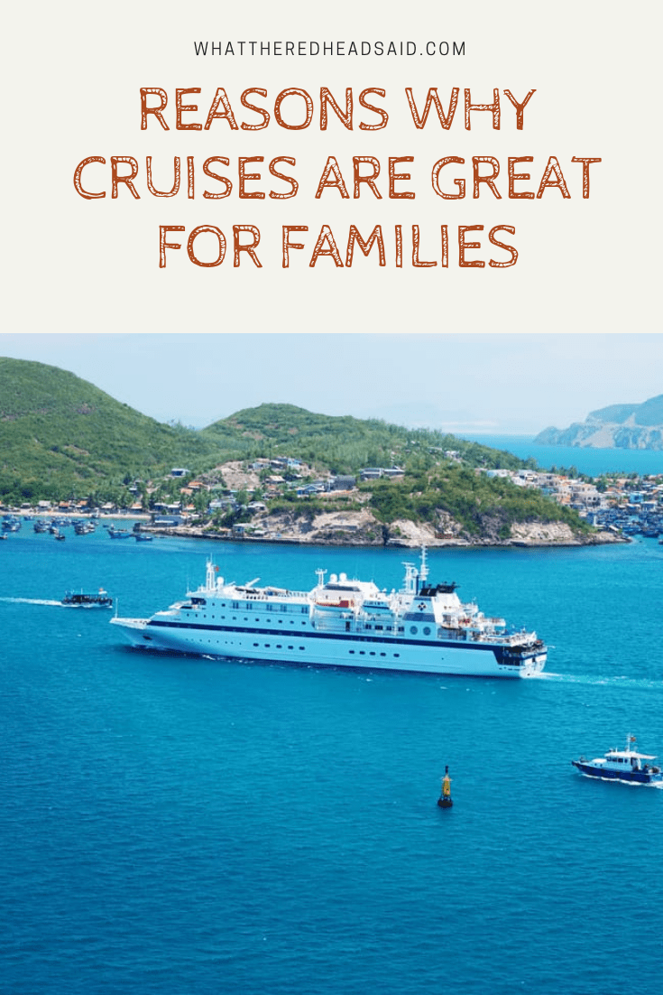 Here's Why Cruises are Great for Families