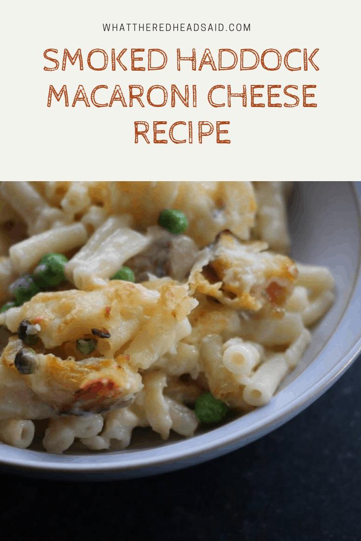 Smoked Haddock Macaroni Cheese Recipe
