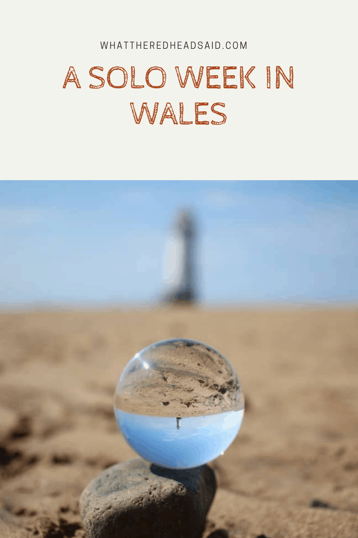 A Solo Week in Wales {The Ordinary Moments}