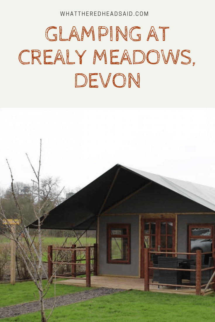 A Week Glamping at Crealy Adventure Park - Crealy Meadows