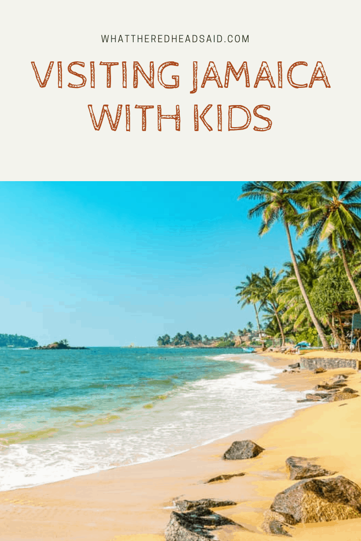 Visiting Jamaica with Kids | AD