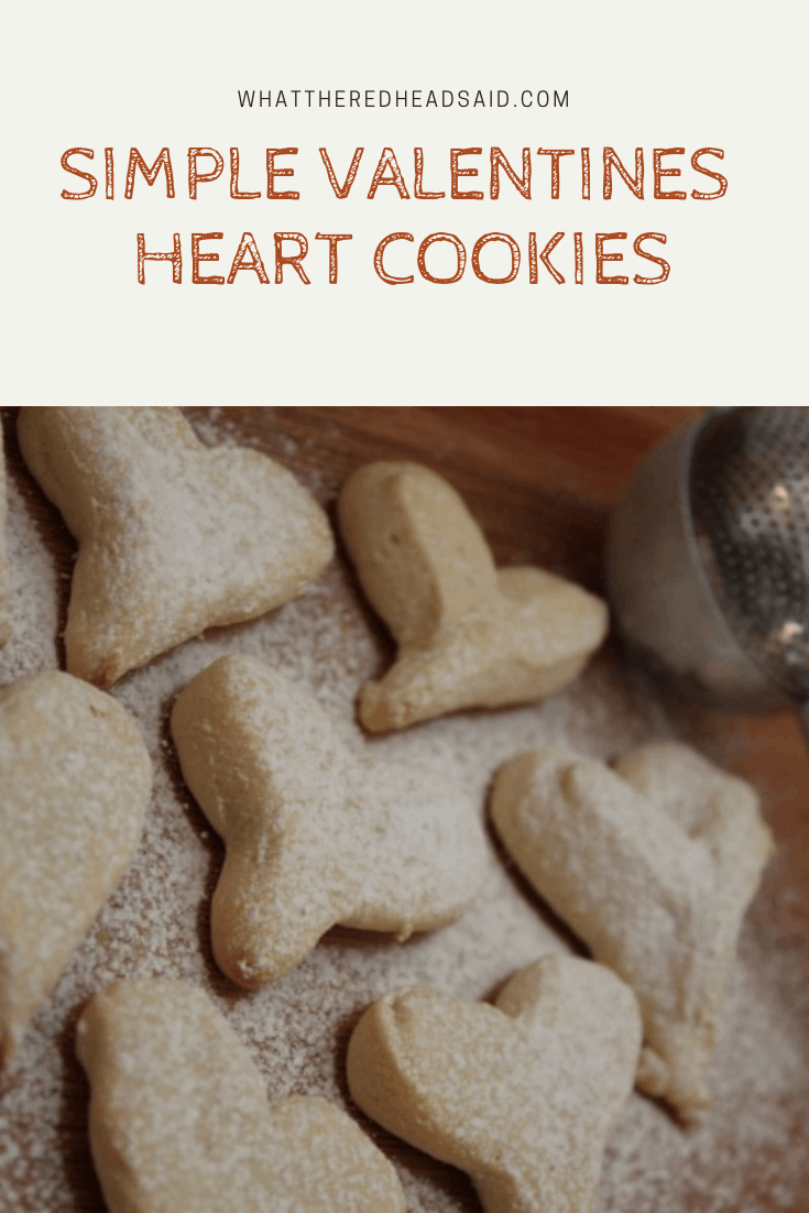 Baking Heart Cookies for Valentines {OXO Good Grips Review}