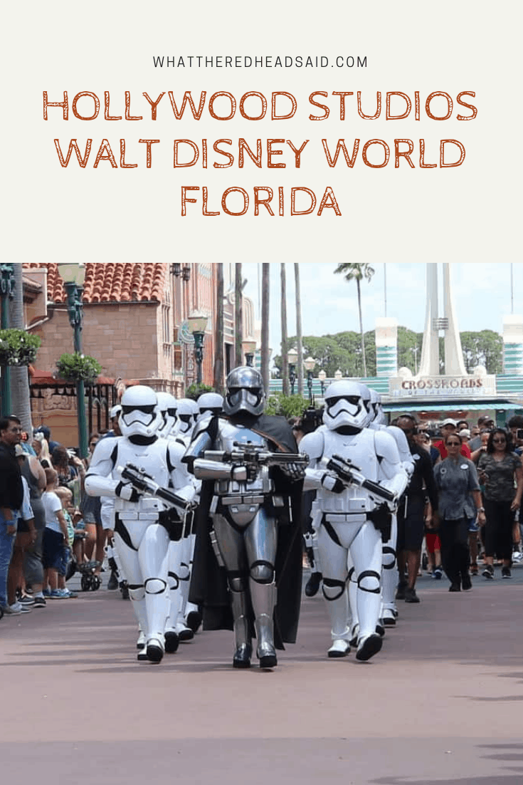 Our Experience of Hollywood Studios