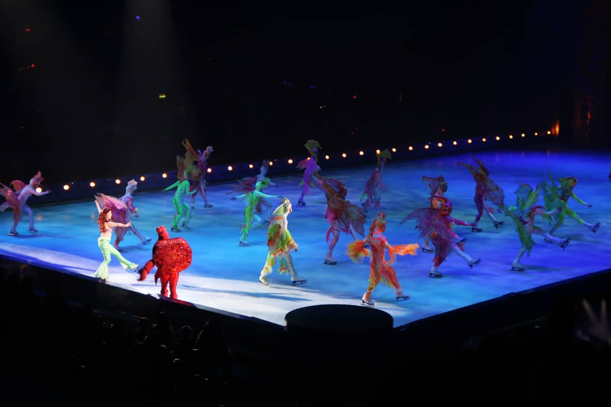 The Wonderful World of Disney On Ice Review