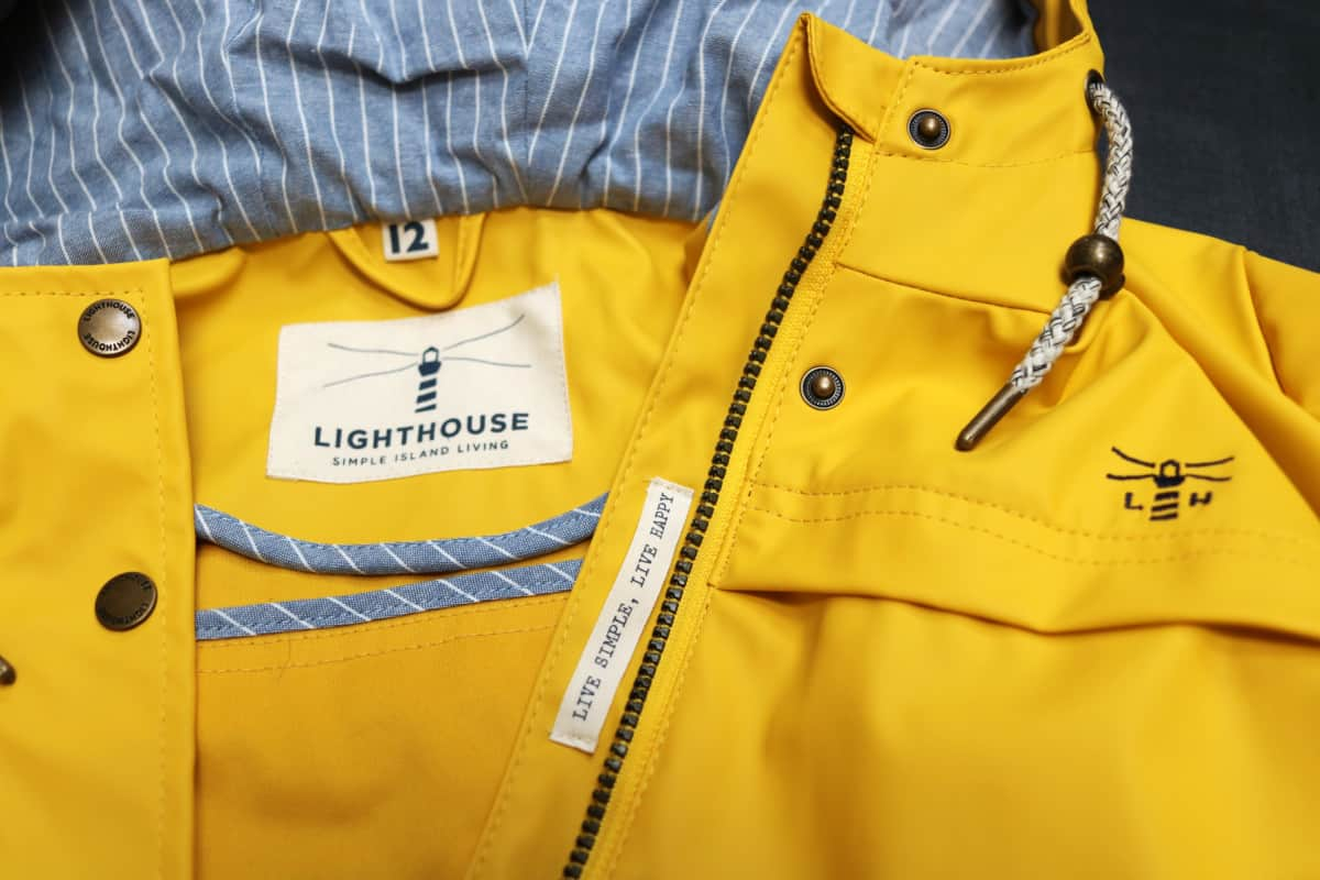 Lighthouse Coats Review and Giveaway!