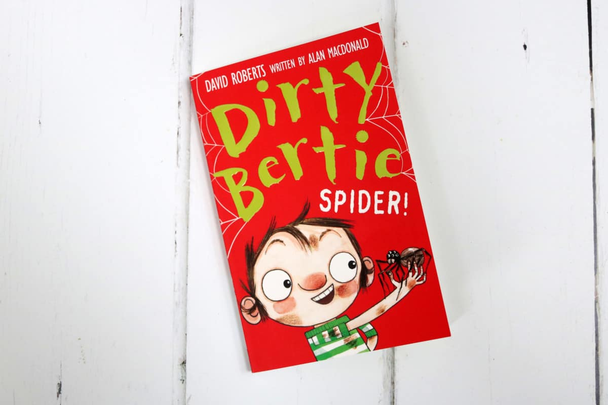 Spider {Dirty Birtie} - Alan Macdonald