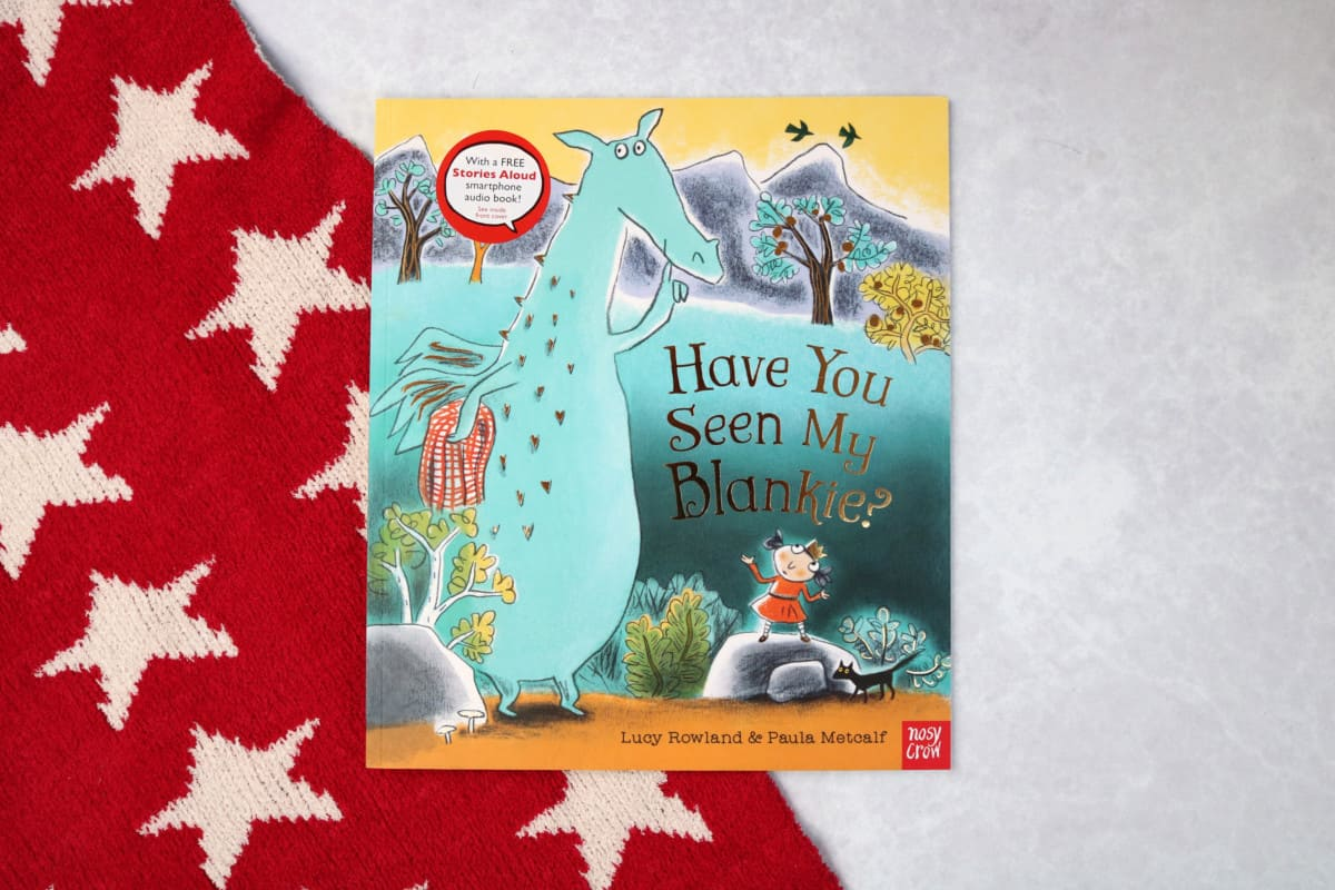 Have You Seen My Blankie? - Lucy Rowland and Paula Metcalf