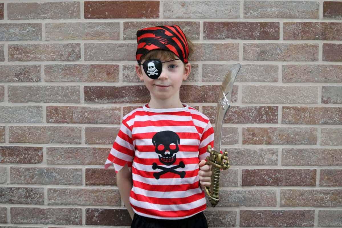 Pirate Day {The Ordinary Moments}
