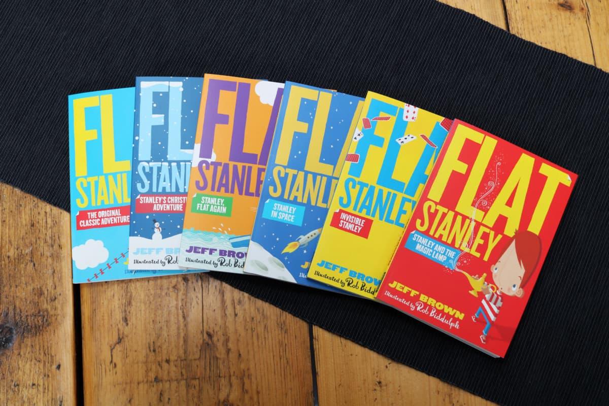 The Flat Stanley Series - Jeff Brown
