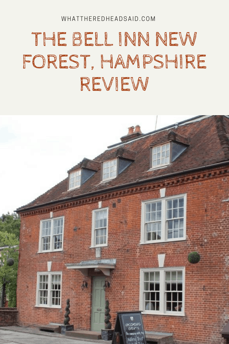 A Wonderful break at The Bell Inn New Forest, Hampshire