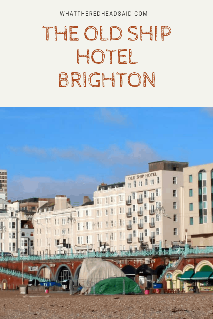 A Family Weekend at The Old Ship Hotel Brighton