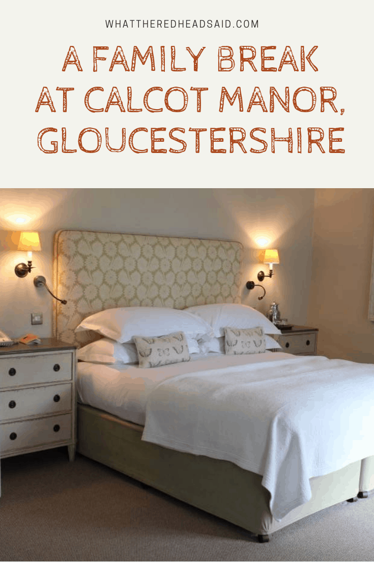 A Perfect Family Break at Calcot Manor, Gloucestershire
